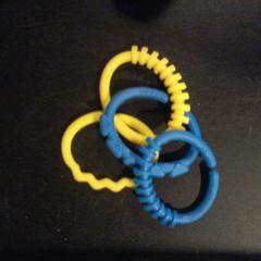Bijt ring armband, gemeldet von Apenheul über iLost