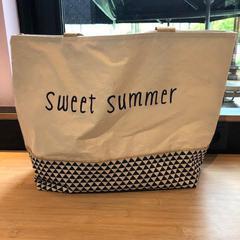 sweet summeer bag, zoals gemeld door Conscious Hotel Westerpark met iLost
