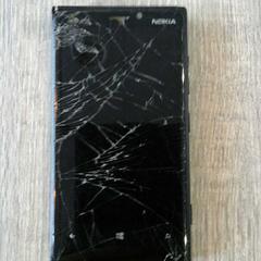 Nokia telefoon met gebruikers sporen, as reported by Connexxion Gooi en Vechtstreek using iLost