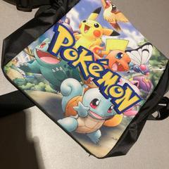 Pokemon tas, as reported by Pathé Nijmegen using iLost