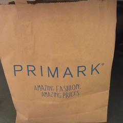 Primark tasje, as reported by Pathé Arnhem using iLost