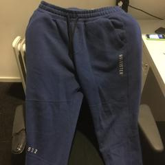 Sport outfit (pants), as reported by Conscious Hotel Vondelpark using iLost