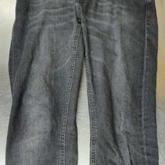 Zwart/grijze jeans, zoals gemeld door De Heeren van Aemstel met iLost