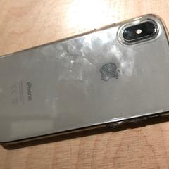 Iphone X, zoals gemeld door The Tire Station Hotel met iLost