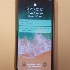 Iphone X French, ha sido reportado por DGTL Barcelona 2018 con iLost