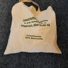 Linnen tas, zoals gemeld door EBS OV Den Haag met iLost