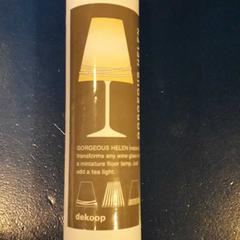 Lamp decoratie, zoals gemeld door TivoliVredenburg met iLost