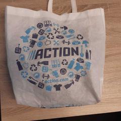 Tas action, zoals gemeld door EBS Spijkenisse met iLost