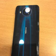 Mobiel nokia blauw, as reported by Gemeente Amsterdam using iLost