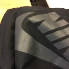 Zwarte tas nike, as reported by Gemeente Amsterdam using iLost