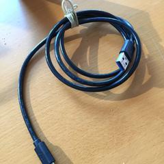 Kabel, zoals gemeld door GVB met iLost