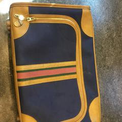 Koffer op naam van Alverson uit Amerika, as reported by Gemeente Amsterdam using iLost