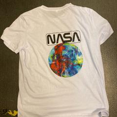T shirt nasa, zoals gemeld door Grand Hotel Amrath Kurhaus met iLost