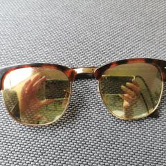 Ray Ban Clubmaster, as reported to iLost