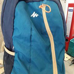 Rugzak blauw, zoals gemeld door Arriva Friesland / Groningen met iLost