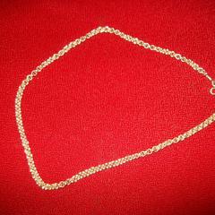 Zilveren ketting, zoals gemeld door Shell Technology Centre met iLost