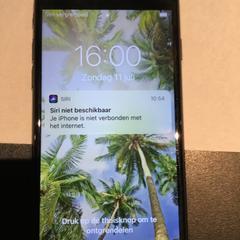 Iphone, zoals gemeld door NEMO Science Museum Amsterdam met iLost