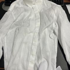 Witte blouse, zoals gemeld door Grand Hotel Amrath Kurhaus met iLost