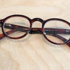 Ofar dark red glasses, zoals gemeld door The Tire Station Hotel met iLost