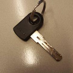 Sleutel, zoals gemeld door Gemeente Hilversum met iLost