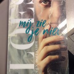 Boek, zoals gemeld door Eindhoven Airport met iLost
