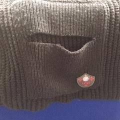 zwarte UGG sjaal