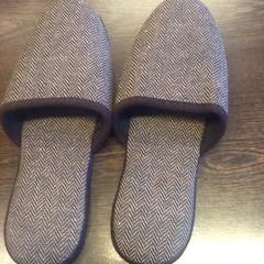 Slippers, as reported by Grand Hotel Amrâth Amsterdam using iLost