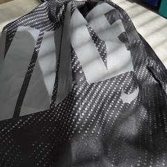 Rugtas zwart/grijs, zoals gemeld door Arriva Friesland / Groningen met iLost