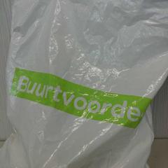 Plastic tas, as reported by Connexxion Gooi en Vechtstreek using iLost