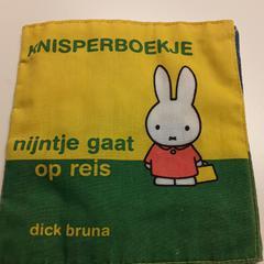 Knisperboekje nijntje, zoals gemeld door Ziekenhuis Oost-Limburg met iLost