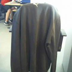 Sweater, as reported by Walibi Holland using iLost