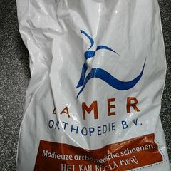 Plastic tas, as reported by Connexxion Hoekse Waard / Goeree Overflakkee using iLost
