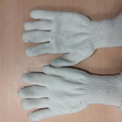 Handschoenen wit, as reported by Arriva Vechtdallijnen using iLost
