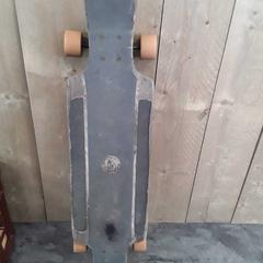 Skateboard, conforme relatado por Arriva Friesland / Groningen usando o iLost