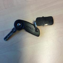 Sleutel van fiets, as reported by Gemeente Ede using iLost