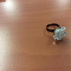 Ring, zoals gemeld door Kunstmuseum Den Haag met iLost