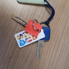 sleutelbos, som rapportert av Connexxion Amstelland-Meerlanden Schiphol Zuid ved bruk av iLost