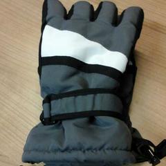 Zwart,grijs,witte handschoenen, as reported by Connexxion Noord Holland Noord Hoorn using iLost