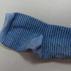 Blauwe sok, as reported by Madurodam using iLost