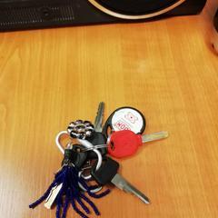 sleutels, zoals gemeld door Syntus Twente met iLost
