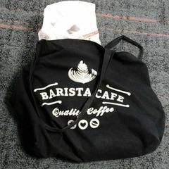 Zwarte tas met tas met boodschappen Kruitvat, as reported by Connexxion Amstelland-Meerlanden Amstelveen using iLost
