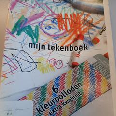 Tekenboek, as reported by Connexxion Zeeuws-Vlaanderen using iLost