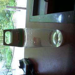 Drink fles, gemeldet von Apenheul über iLost