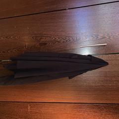 Zwart jasje, zoals gemeld door Van der Valk Hotel Houten met iLost
