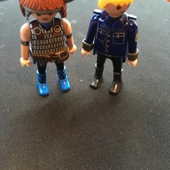 Playmobil poppetjes, as reported by Pathé Arnhem using iLost