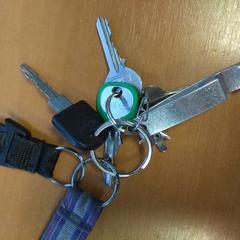 Sleutels, zoals gemeld door Hermes Eindhoven met iLost