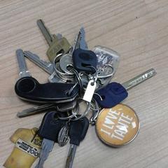 sleutelbos, come riportato da Connexxion Haarlem AML utilizzando iLost